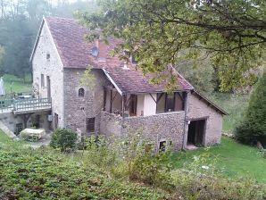 Ferienwohnung in ehemaliger Wassermühle