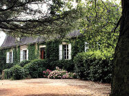 Domaine Le Peyrou, Haupthaus 