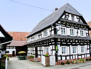 Ferienhaus Gite Rural Lehmann