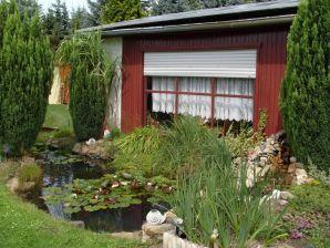 Ferienhaus in Sachsen mit Terrasse und Pool