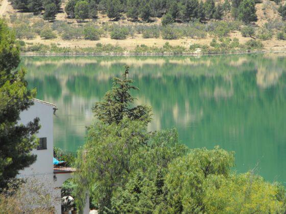 Finca und See