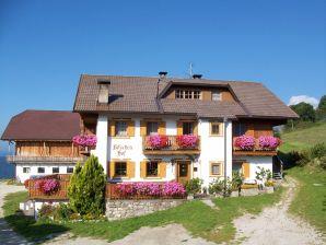 Ferienwohnung 1 im Bauernhof Latschenhof 3 Blumen