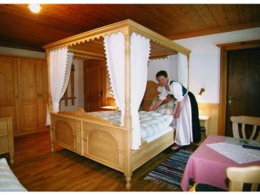 Bauernhof romantisches Appartement Sinnhubbauer