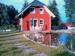 Ferienhaus Schwedenhaus zur Alleinnutzung