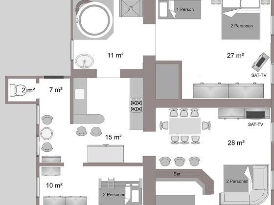 apartment gabriela wien zentrum frau h bner loidl. Black Bedroom Furniture Sets. Home Design Ideas