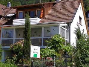 Ferienwohnung Annemarie im Haus Blütengarten