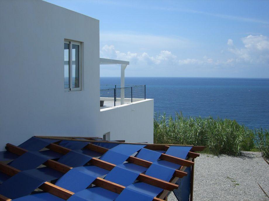 Haus und Meer