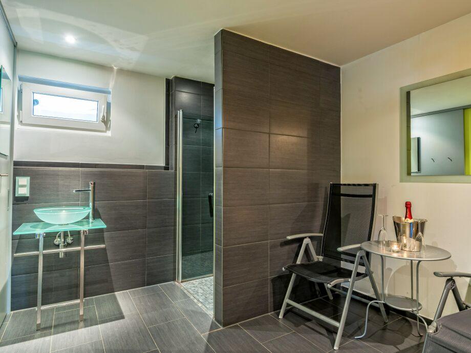 Grundriss idee badezimmer - Badezimmer mit sauna ...