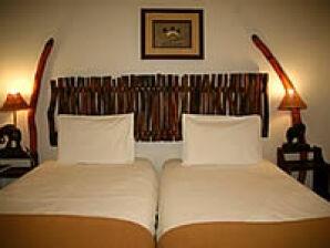 Gästehaus Bush Pillow