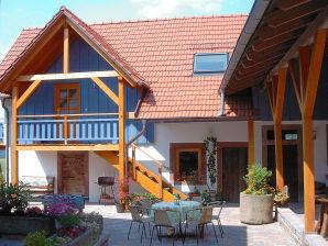 Ferienwohnung 4 im Landhaus Rothenberg