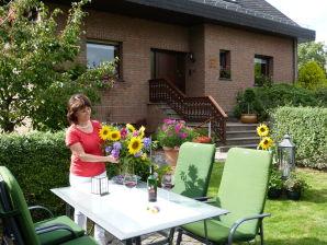 Ferienwohnung Haus Regina mit Sauna & Solarium