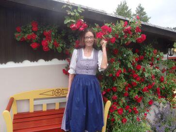Ihr Gastgeber Marianne Egger-Skriepek