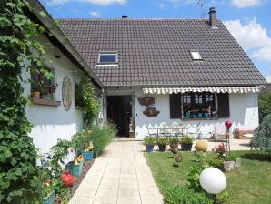 Ferienhaus L'Alsace Authentique