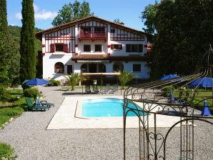 Ferienwohnung 1 in der Villa du Parc
