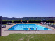 in Angel Agriturismo with large swimming pool (22m x8m)