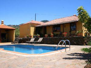 Ferienhaus Puntagorda Verada