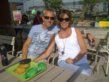 Ihr Gastgeber Tristan und Marleen Koopman