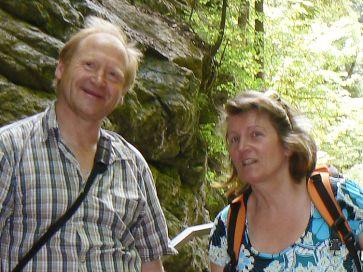 Ihr Gastgeber Charlotte und Peter Hiemer