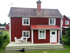 Ferienhaus Rosen Skog (das Haus