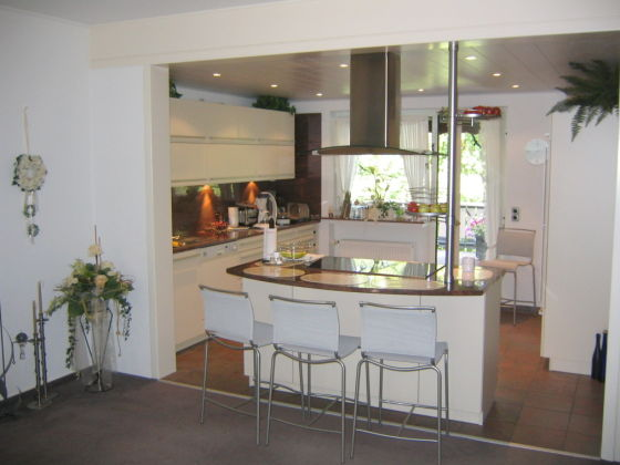 kleine offene kuche mit wohnzimmer | wohnzimmer ideen - Kleine Offene Küche