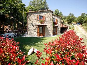 Villa Il Seccatoio mit Pool, bei Cortona