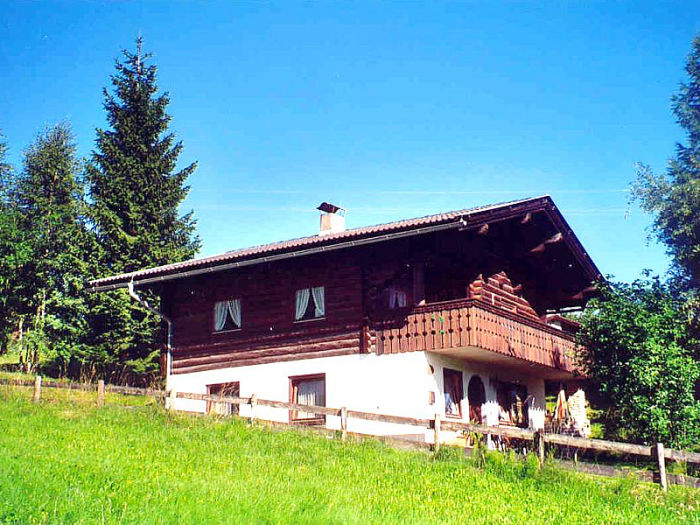 Ferienwohnung mit Balkon bzw. Eigengarten