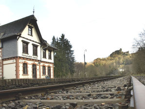 Ferienhaus Bahnhof Hohenstein