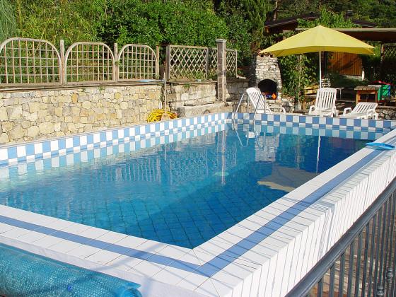 Pool Im Garten Jpg Pictures to pin on Pinterest