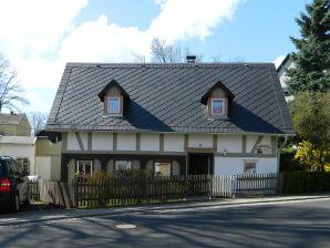 Ferienhaus Orginal Oberlausitzer Umgebindehaus