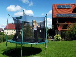 Ferienwohnung Blockhaus Miri