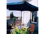 Terrasse - City-Apartment