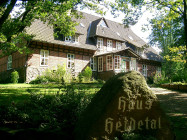 und Bed and Breakfast im Haus Heidetal