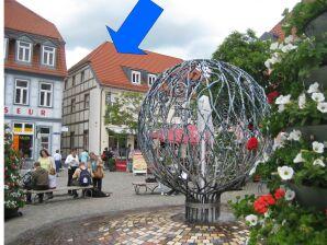 Traum-Ferienwohnung mit sonniger Dachterrasse in der historischen Altstadt Waren