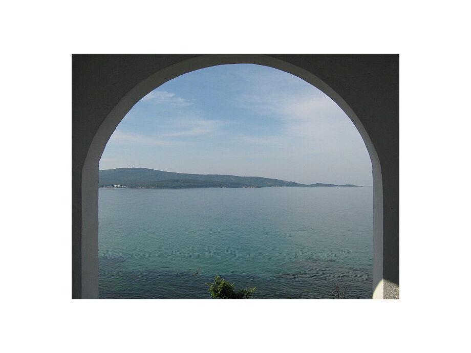 Aussicht zur Bucht