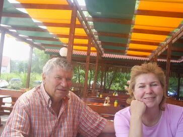 Ihr Gastgeber Frau Beni Paul & Herr Petko Stoitschew