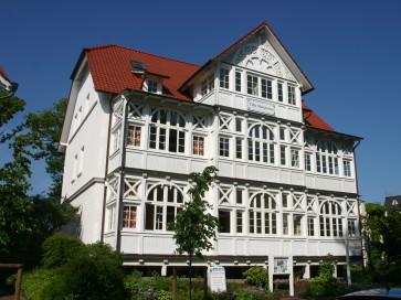 Seeadler in der Villa Malepartus Binz