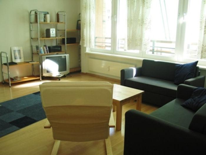 Wohnbereich in der Ferienwohnung