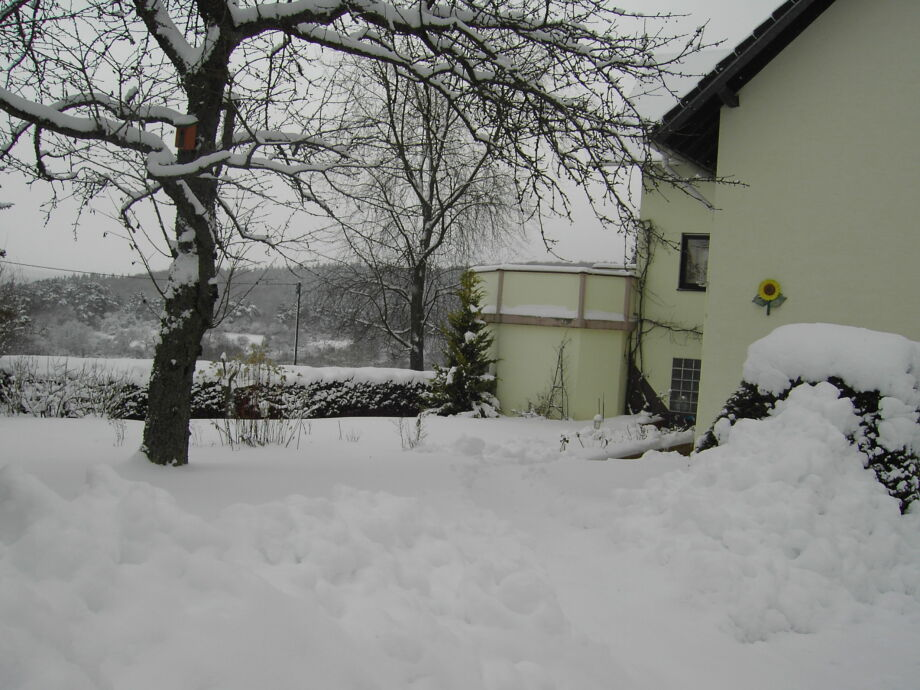 Winter in der Eifel.......