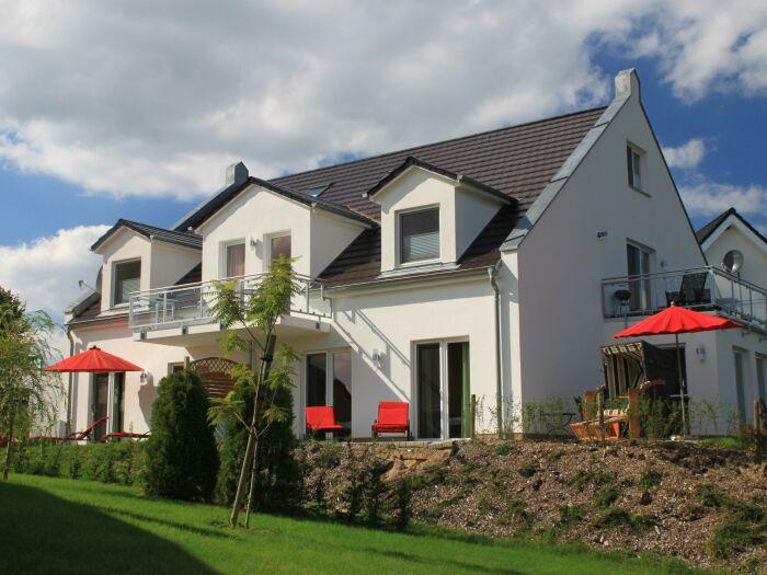 Villa Harmonie Rückseite