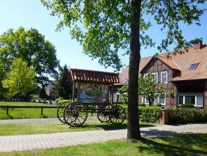 Ferienwohnung Rundling Wendlandferienhaus