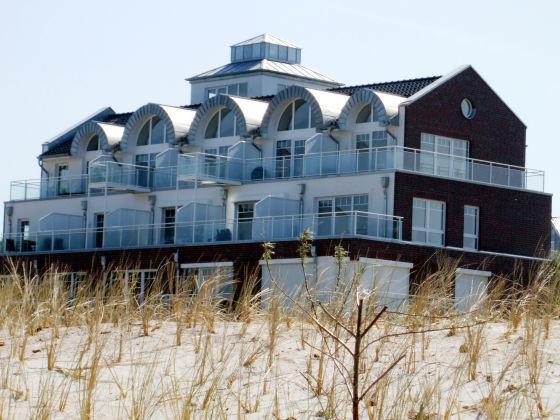 Ferienwohnung Strandvilla Wohnung 21