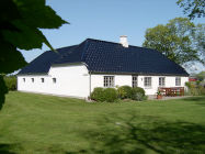 Hollyday cottage by Ribe