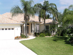 Villa The Peach House of Cape Coral