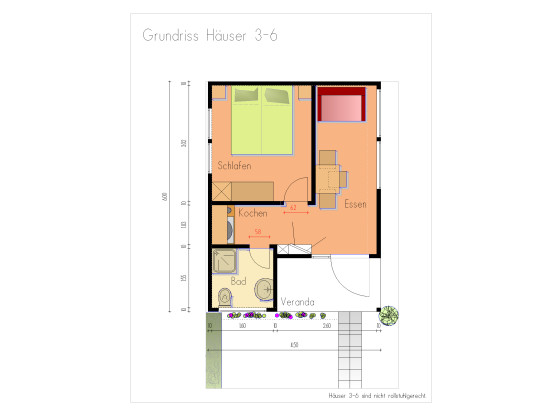 Wheelchair Access Ranch House Plans House Plans Home