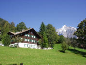 Holiday apartment Chalet Alpenruhe