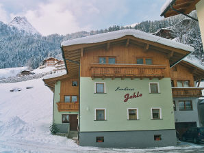 Ferienhaus Landhaus Jehle