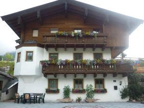 Ferienwohnung Gästehaus Fiechtl