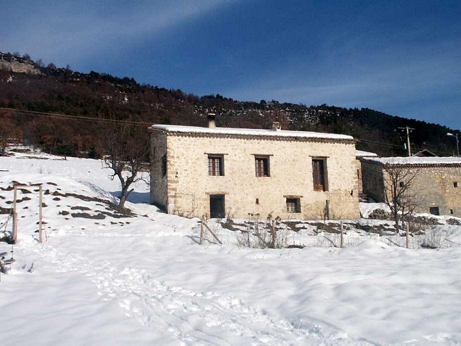 Das Ferienhaus in Amirat