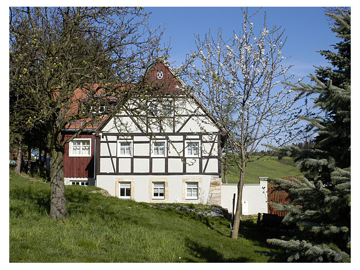 Ferienhaus Colmnitz