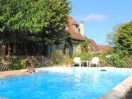 im romantisches Haus Muguette mit privat Schwimmbad